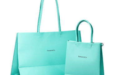ティファニー から、ティファニーブルーが目を引く、新レザーバッグコレクション