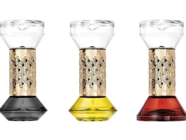 """ディプティックから""""砂時計""""ルームフレグランスのデザインがリニューアル"""