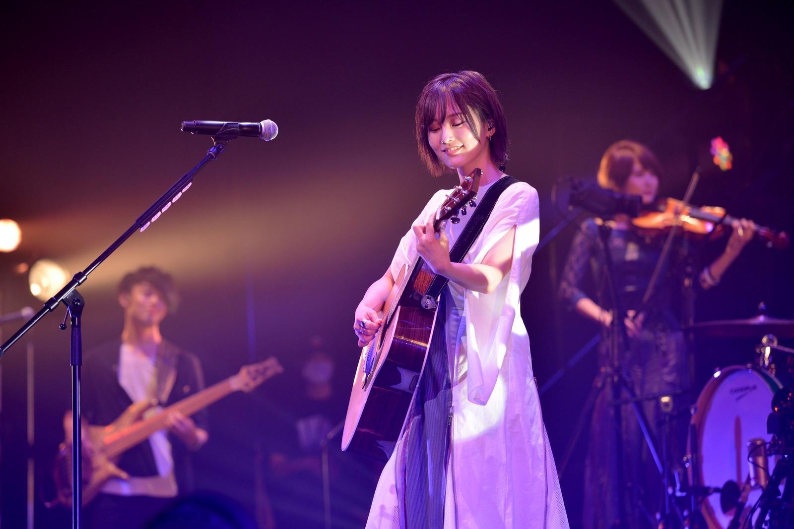 『山本彩 LIVE TOUR 2020 ~ α ~ツアーファイナル』配信ライブレポート
