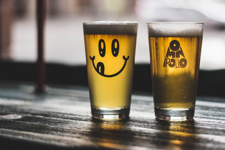 ストックホルムのクラフトビールブランド「オムニポロ」