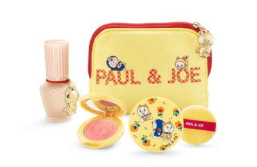 ポール & ジョー ボーテから、ドラえもんとドラミちゃんのクリスマスコフレ