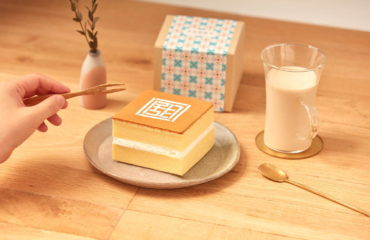 """台湾スイーツカフェ「台湾甜商店」から、本格""""台湾カステラ"""""""