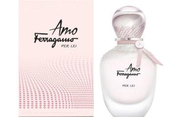 サルヴァトーレ フェラガモから、アモシリーズの最新作「アモ フェラガモ パー レイ オ-デパルファム」