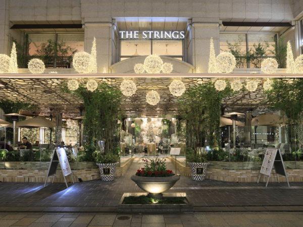 ザ ストリングス 表参道のクリスマススイーツ「ゼルコヴァ クリスマススイーツコレクション」