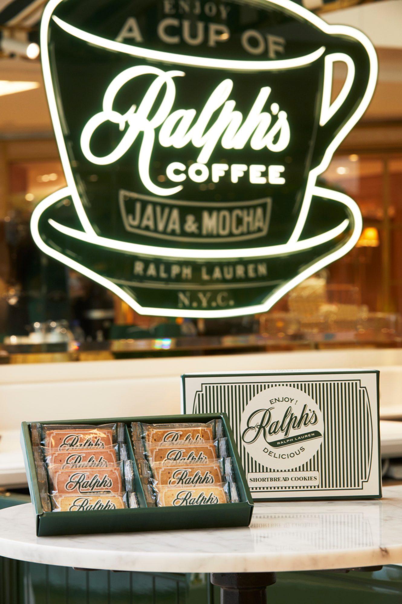 ラルフ ローレンの展開する、「ラルフズ コーヒー」がルミネ新宿に新規オープン!