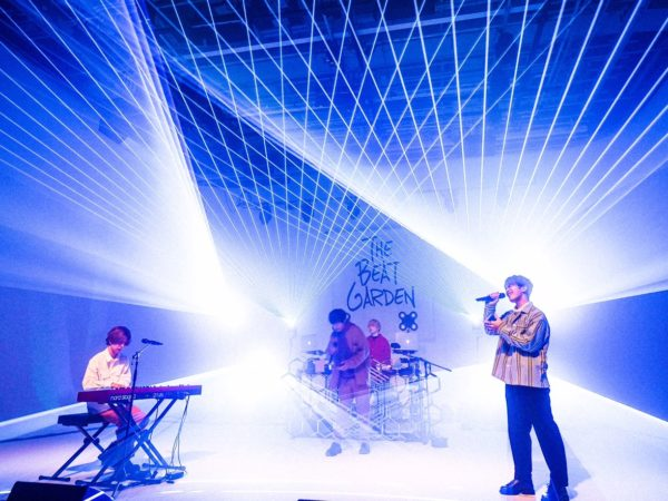 THE BEAT GARDEN『The Beat Garden on line live―Roots―』
