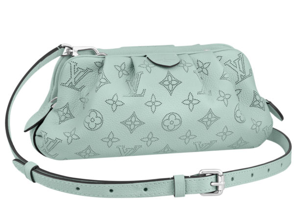 ルイ·ヴィトンから、「マヒナ·レザー」を使用した最新型バッグ「スカラ·ミニ」