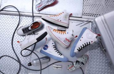 コンバースから、NASAの宇宙服&スペースシャトル着想のスニーカー