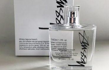 コム デ ギャルソン・パルファムから、ステューシーとのコラボ香水「ステューシーラグナビーチ オード トワレ」