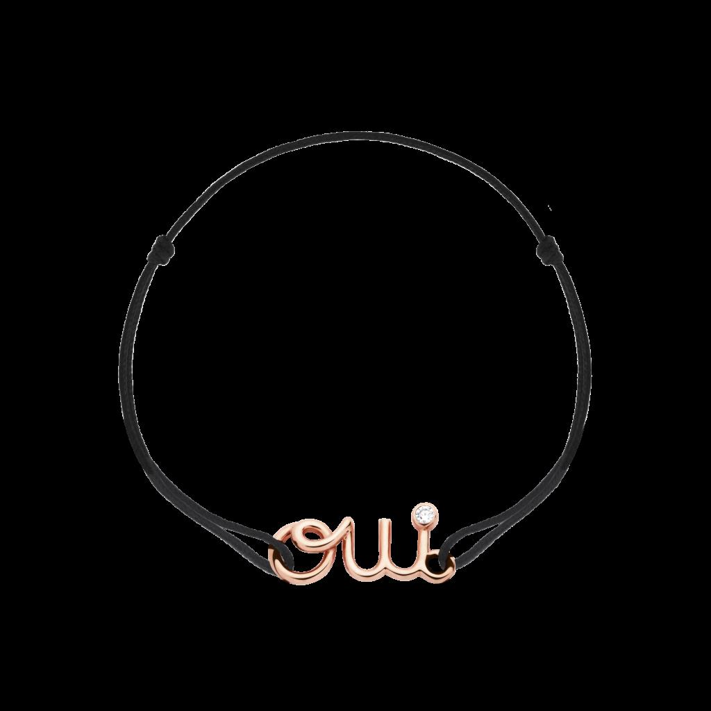 """ディオールの人気コレクション""""Oui""""から、初のコードブレス"""