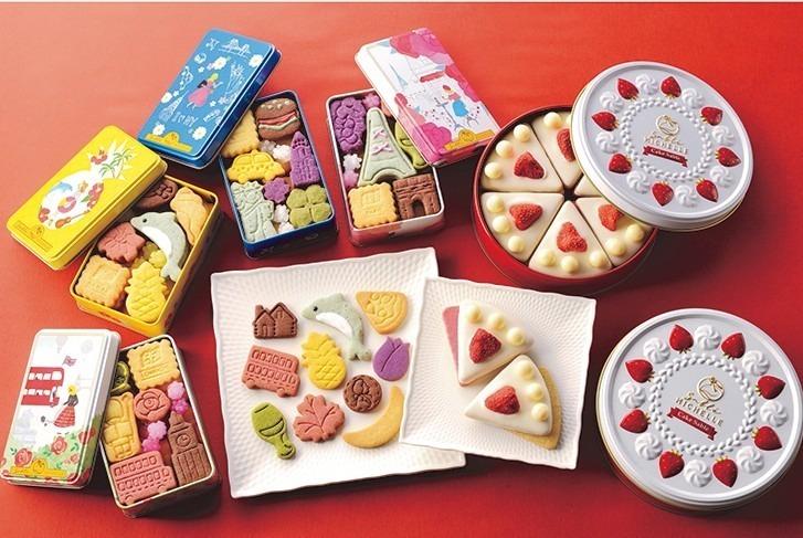 サブレ専門店「サブレミシェル」から、見ても食べても楽しいキュートな焼き菓子