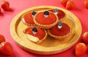 パブロから、真っ赤なチーズタルト「パブロミニ-とろけるいちご」