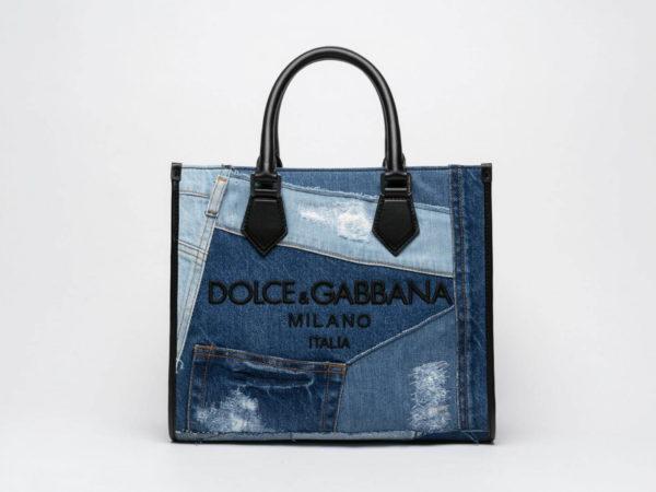 ドルチェ&ガッバーナから、ユニセックスで使えるデザインの新作トートバッグ