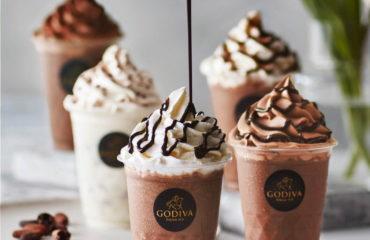 """ゴディバから、チョコドリンク「ショコリキサー」""""チョコ感""""アップの新作ドリンク"""