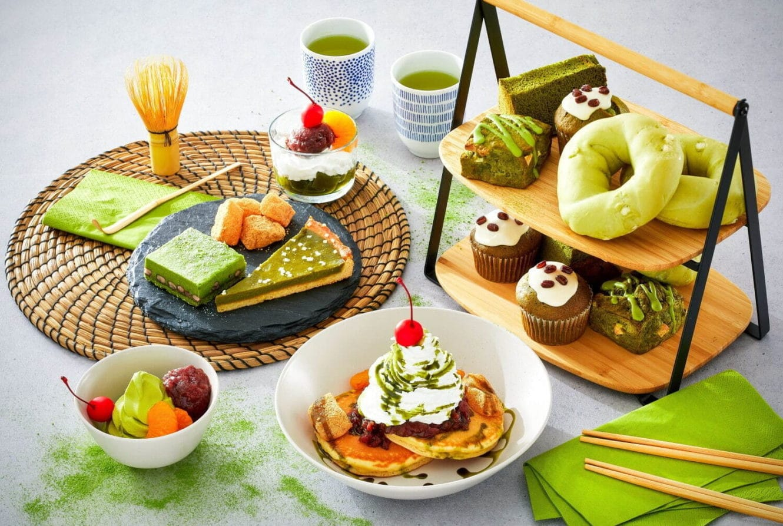 イケアにて、和のエッセンスを加えた抹茶デザートが揃う「抹茶スイーツ フェア」