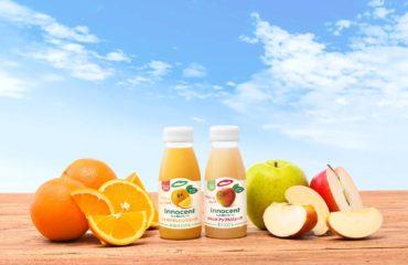 """イノセントから、""""まんま、飲むフルーツ""""に初の果汁100%ストレートジュース"""