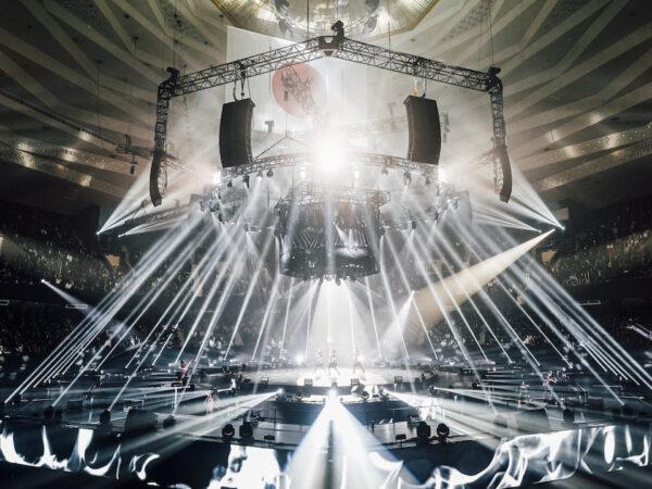 BABYMETAL『10 BABYMETAL BUDOKAN』ライブレポート@日本武道館