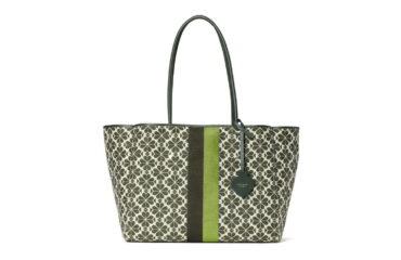 ケイト・スペード ニューヨークから、「スペード フラワー ジャカード コレクション」の新作バッグ