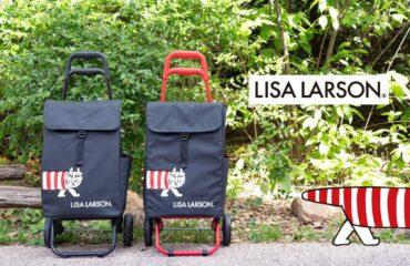 リサ・ラーソンの新作アイテム!マイキーの「ショッピングカート」
