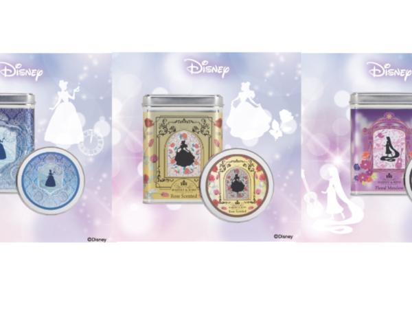 ハーニーアンドサンズから、「ディズニー・プリンセス」デザインの紅茶「ディズニー・プリンセス コレクション」