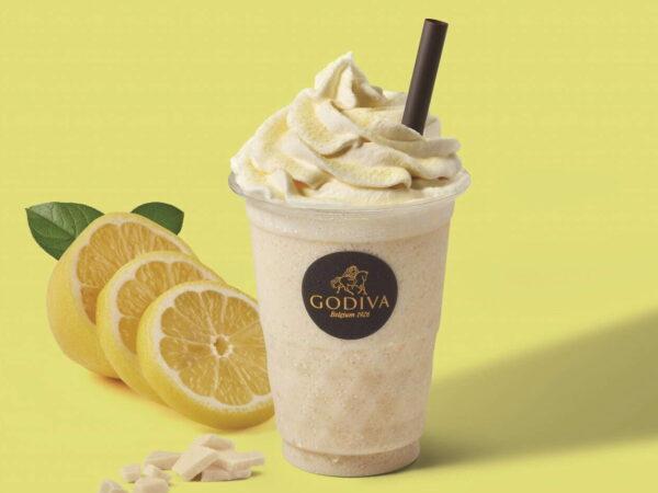 ゴディバから、レモン風味の新フレーバー「ショコリキサー ホワイトチョコレート レモン」