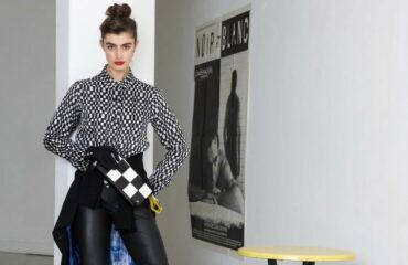 アニエスベーから、2021年秋冬の新作バッグコレクション「Le noir et le blanc」