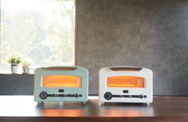 """アラジンから、カリもち食感""""極上トースト""""が作れる「アラジン グラファイト グリル&トースター」"""