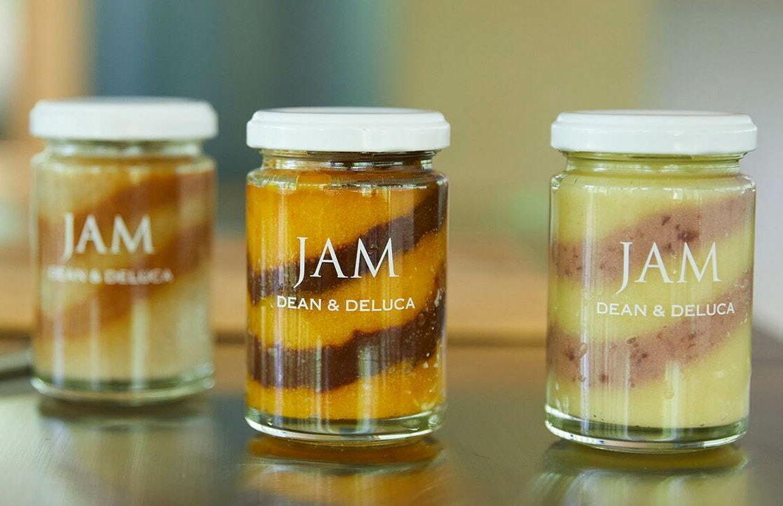 ディーン&デルーカから、リボンのように美しい色合いの「マーブルジャム」