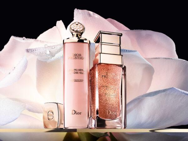 ディオールから、ライフスタイルに合わせて進化した目元用美容液「プレステージ マイクロ セラム ド ローズ ユー」
