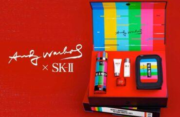 SK-IIから、2021年クリスマスコフレ「ピテラ エッセンス アンディ・ウォーホル限定版コフレ」
