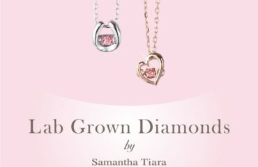 サマンサティアラから、ブランド初「PINK」のラボグロウンダイヤモンドジュエリー
