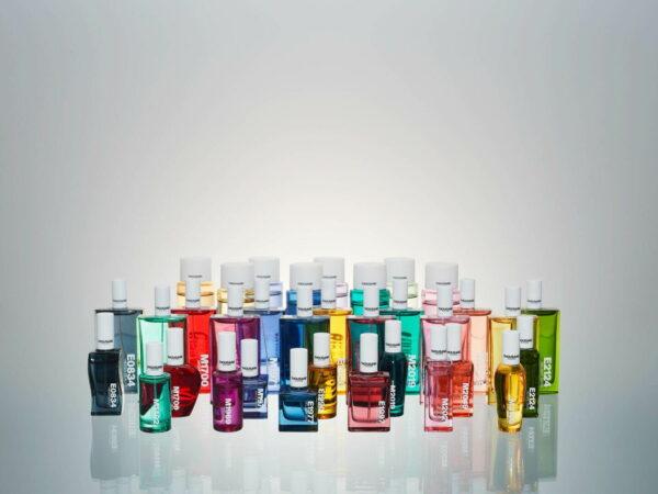 """カラーズから、""""香りの概念を超える""""アプローチのもと誕生した新ブランド「サウザンドカラーズ」"""